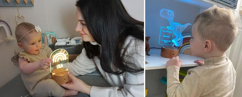 LED-Acryl Leuchten