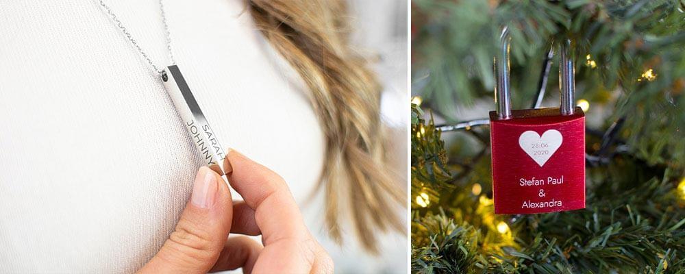 Weihnachtsgeschenke für Paare