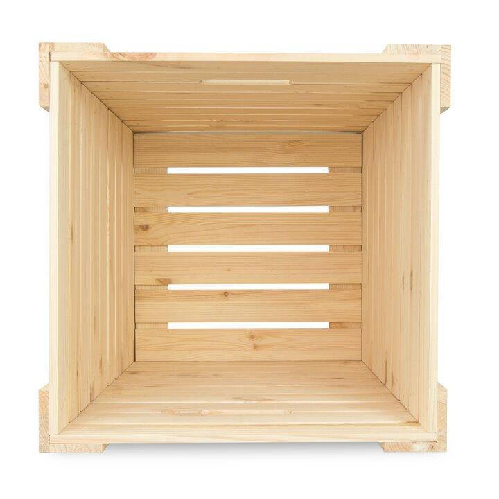 w schekorb holz. Black Bedroom Furniture Sets. Home Design Ideas
